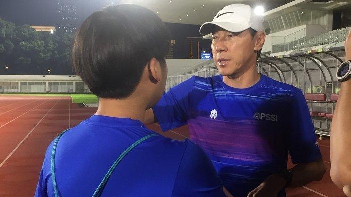 Shin Tae-yong Agendakan Timnas Indonesia Berlatih Lima Minggu di Korea Selatan