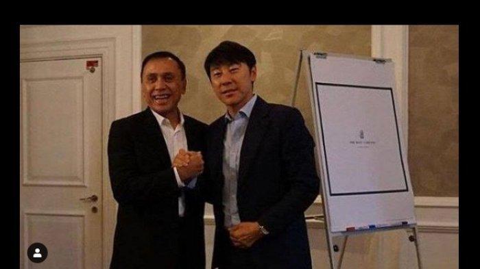 Pelatih Timnas Indonesia Diumumkan Januari 2020,  Luis Milla Aspas Atau Shin Tae-yong?