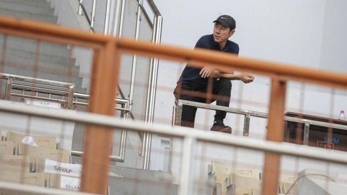 Begini Cara Shin Tae-yong Disiplinkan Pemain Timnas Indonesia, Dilarang Bawa Hape dan Keluar Hotel