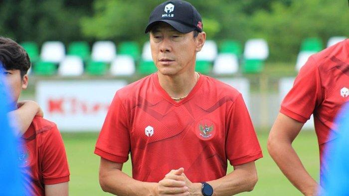 Shin Tae-yong pelatih Timnas U-19 Indonesia