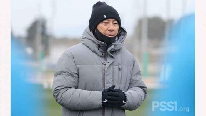 Positif Covid-19, Plt Sekjen PSSI Yunus Nusi Yakin Pelatih Timnas Shin Tae-yong Bisa Cepat Sembuh