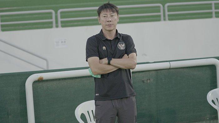 Takluk 4-0 Dari Vietnam, Shin Tae-yong Soroti Keputusan Wasit
