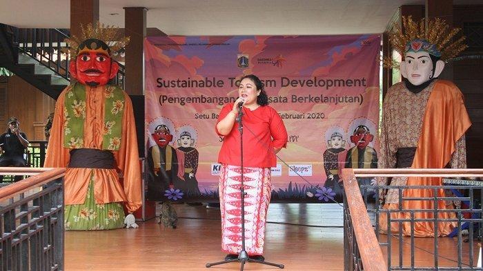 Tingkatkan Minat Pariwisata Setu Babakan, Dinas Parekraf Ajak Masyarakat Ikut Menjaga Lingkungan