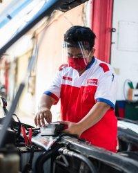 Shop&Drive; salah satu bisnis ritel di bawah naungan Astra Otoparts yang berfokus pada fast moving parts, quick service, dan related service dapat menjadi solusi untuk merawat mobil kesayangan Anda.