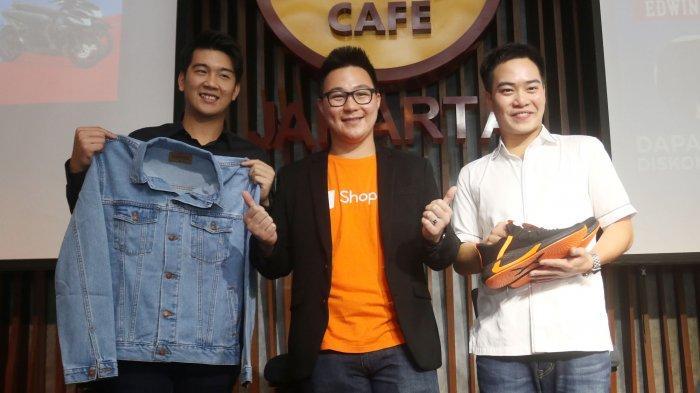 Peluncuran Program Shopee Super Brand Day : Edwin Jeans & Dr Kevin