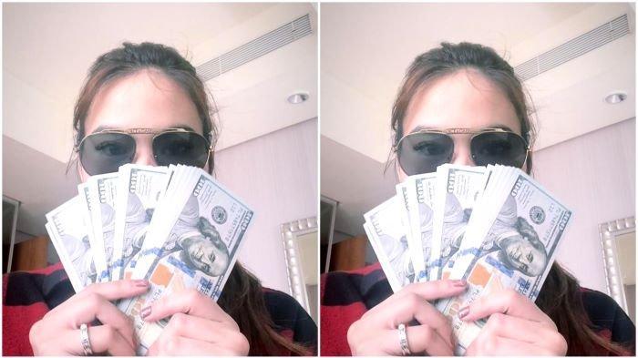 Shyalimar Malik Bagikan Uang 400 Dollar Setiap Bulan, Berbagi Rejeki di Masa Pandemi Covid-19