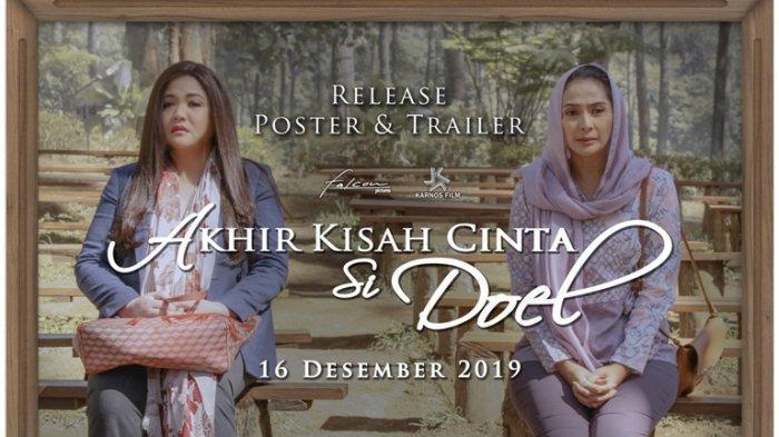 Si Doel The Movie: Akhir Kisah Cinta Si Doel Siap Tayang di Bioskop, Siapa yang Akan Dipilih Doel?