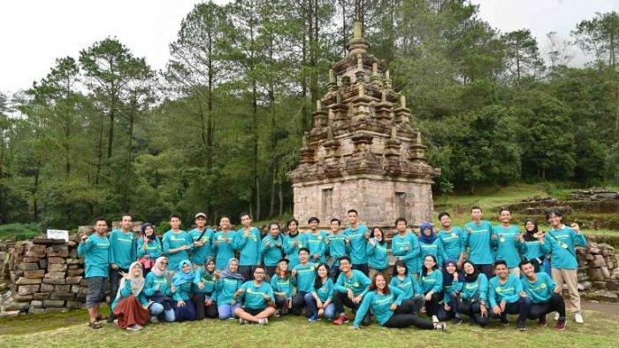 Setahun Candi Darling, Gandeng 1.200 Mahasiswa untuk Menanam 11 Ribu Bibit Pohon di Kawasan Sejarah