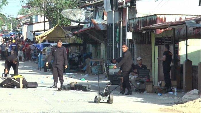 Kapolda Soal Bom Sibolga: Total Bahan Peledak 300 Kg Sudah Dirakit, Termasuk di Rumah Abu Hamzah