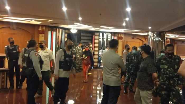 Petugas Gabungan Sidak 5 Lokasi Hiburan Malam di Sawah Besar untuk Pastikan Protokol Kesehatan