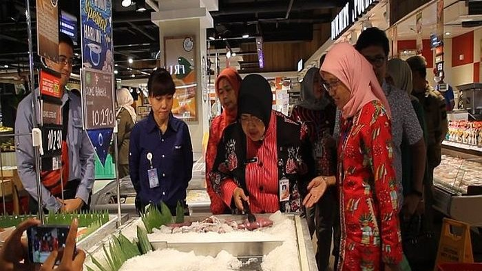 Lima Pasar Tradisional Diinspeksi Mendadak Terkait Kondisi Bahan Pangan