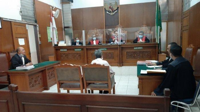Saksi Pelapor Kembali Mangkir, Terdakwa Kasus Pidana Laporan Palsu Mengaku Dikriminalisasi