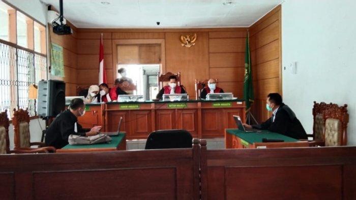 Terdakwa Kasus Pemalsuan Surat Perizinan Rumah Sakit Graha Medika Bogor Divonis 8 Tahun Penjara