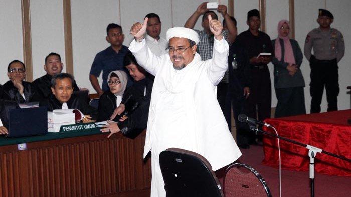 Rizieq Shihab Dikabarkan Pulang Saat Maulid Nabi, Polri: Silakan Saja, Enggak Ada Pengamanan Khusus