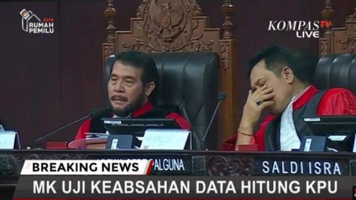 Jelang Sidang Putusan MK, Pengamat: Jangan Tertipu Wajah Manis Hakim, Apalagi Marah-marahnya