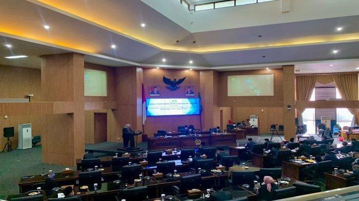 DPRD Kabupaten Bogor Gelar Sidang Paripurna LKPJ Bupati Bogor 2020, Ini Kata Rudy Susmanto