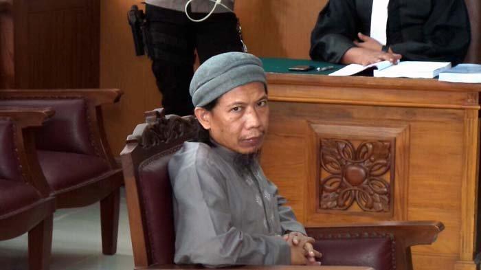 Dituntut Hukuman Mati, Aman Abdurrahman Siap Tunggu Vonis Hakim Siang Ini di PN Jakarta Selatan