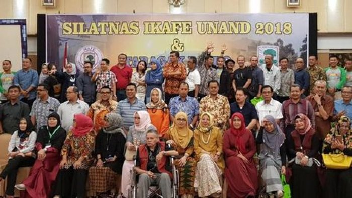 Ikatan Alumni Universitas Andalas Akan Gelar Silaturahmi Akbar