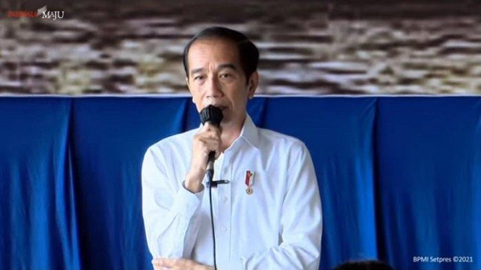 Jokowi Salah Sebut Provinsi Padang, Nicho Silalahi: Wah, Nggak Lolos Tes Wawasan Kebangsaan