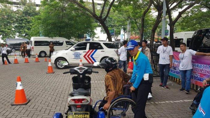 Ditlantas Polda Metro Jaya Buka Pelayanan SIM D Untuk Penyandang Disabilitas