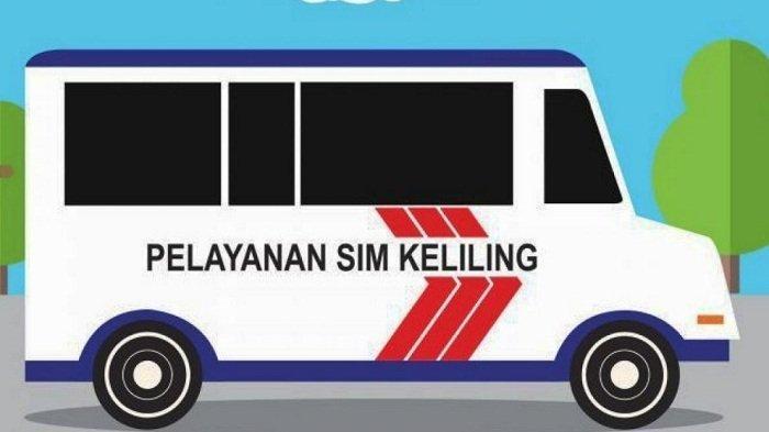 Lokasi SIM Keliling dan Gerai Samsat di Jakarta, Bekasi, Tangerang dan Depok Hari Sabtu (16/2/2019)