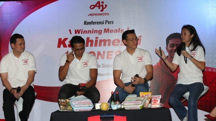Siman Raih Emas SEA GAMES ke-30, Bukti Nyata Program Winning Meals 'Kachimeshi' Ajinomoto
