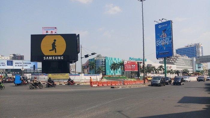 Besok Simpang BCP Arah Jakarta Ditutup, Ini Rekayasa Lalu Lintasnya