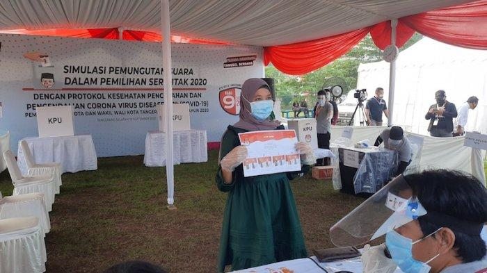 Hindari Kerumunan Saat Pemungutan Suara, Kedatangan Pemilih di TPS Dibagi Lima Waktu