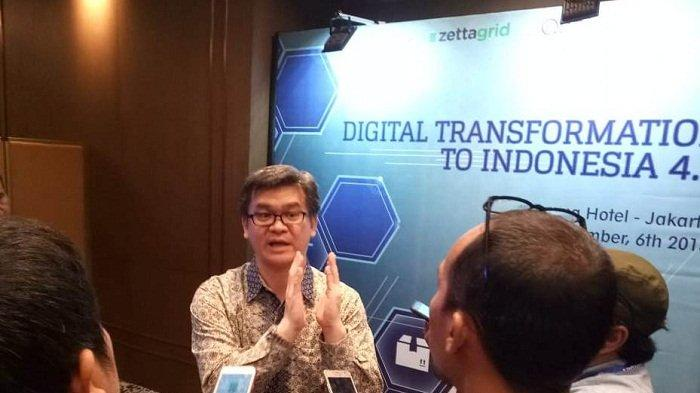 Platform Penyelaras Data Synchro Dukung Indonesia Memasuki Era Industri 4.0