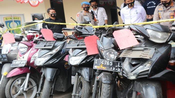 Kapolres Metro Jakarta Utara Imbau Warga Waspada, karena Empat Motor Hilang dalam Waktu Dua Hari