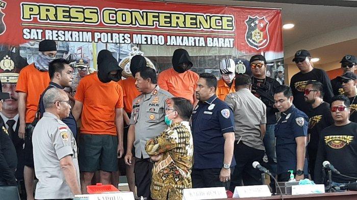 Polisi Bongkar Sindikat Jual-Beli Senpi Ilegal, Terungkap Setelah Salah Satu Pelaku Umbar Tembakan