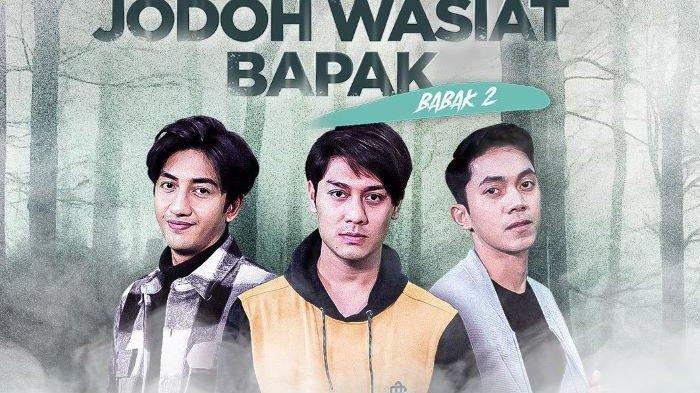 Main Sinetron Jodoh Wasiat Bapak Babak 2, Harris Vriza dan Ady Sky Jadi Tahu Cara Mengurus Jenazah