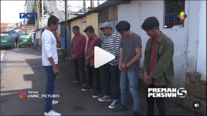 Sinopsis Sinetron Preman Pensiun 5 Episode 2, Willy Diburu Darman, Muslihat Kumpulkan Anak Buahnya