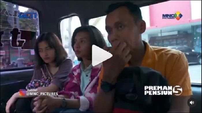 Sinopsis Sinetron Preman Pensiun 5 Episode 3, Copet Makin Marak, Bos Saep Rekrut Anak Buah Cantik