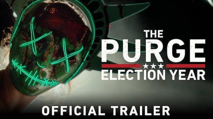 Sinopsis Film The Purge: Election Year Calon Presiden AS Saksi Pembantaian Keluarga Jelang Pemilihan