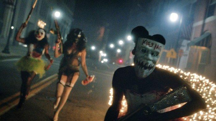Sinopsis The Purge Election Year