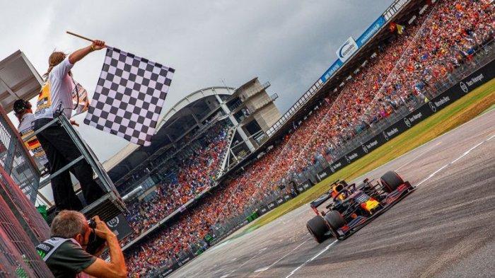 Sirkuit Hockenheim Batal Jadi Lokasi Seri Ketiga Balap F1 2020
