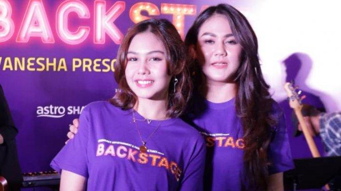 Backstage, Film Duet Perdana Kakak Beradik Sissy Priscillia dan Vanesha Prescilla