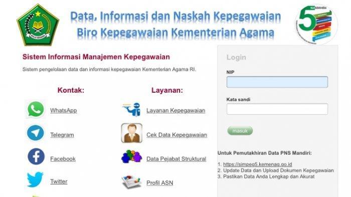 Peningkatan Pelayanan Biro Kepegawaian Kementerian Agama Melalui Transformasi Digital Halaman 2 Warta Kota