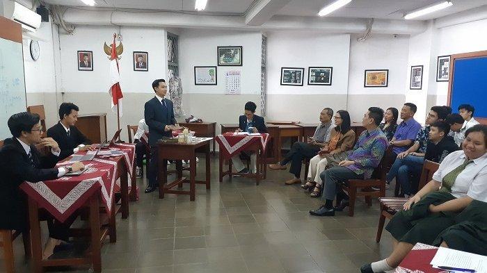Gelar Presentasi dan Pameran Karya Ilmiah, SMA Kolese Kanisius Jakarta Menuju Konsep Merdeka Belajar