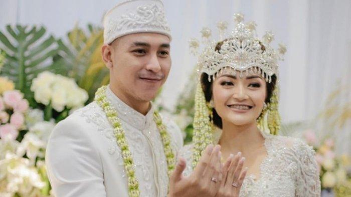 Setelah Akad Nikah, Siti Badriah dan Krisjiana Baharudin Menggelar Pesta di Tapos