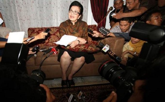 Jadi Relawan Vaksin Nusantara, Siti Fadilah Supari: Wong Presidennya Mendukung, Kok Kita Menolak?