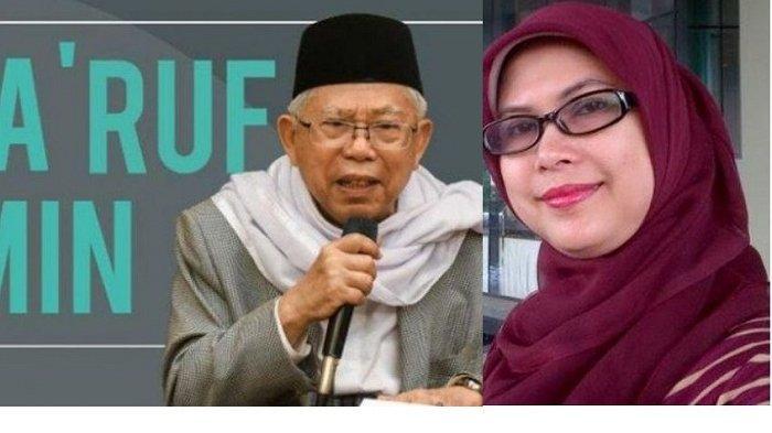 Pesan Maruf Amin untuk Siti Nur Azizah di Pilkada Tangsel: Menang Kalah Harus Kuat