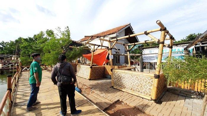 Pengelola Situ Rawa Gede Ajukan Permohonan Dana ke Pemkot Pasca Diterpa Angin Puting Beliung