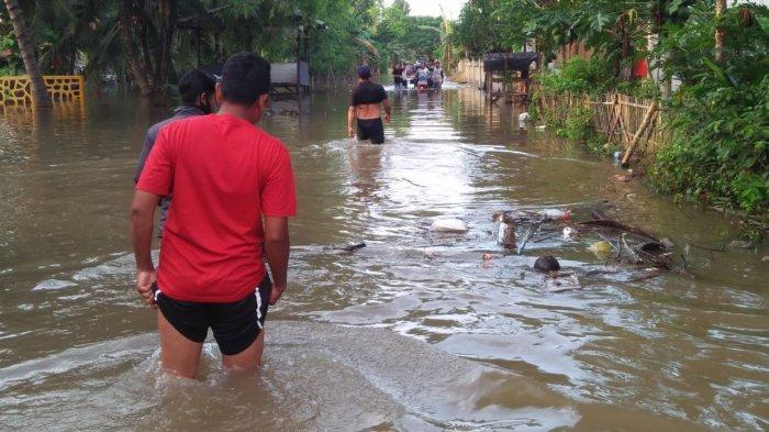 Jangan Takut! Covid-19 Tidak Bisa Menular Lewat Air Banjir