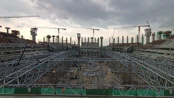 Jakarta InternationalStadium Akan Jadi Stadiun Megah Berstandar FIFA dengan Konsep Green Building