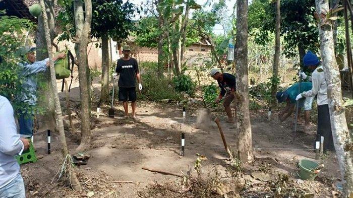 Arkeolog Cari Jejak Kerajaan Ngurawan di Dusun Ngrawan Madiun