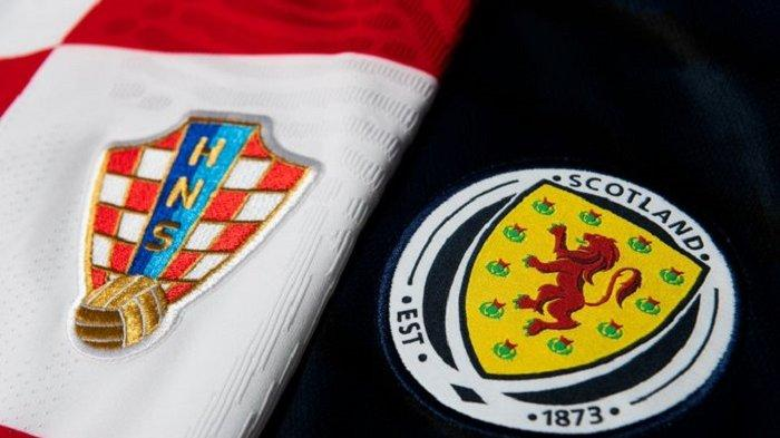 Sedang Berlangsung Kroasia vs Skotlandia, Skotlandia Diuntungkan Kehadiran Penonton