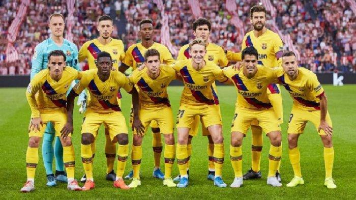 Ini Tiga Catatan Kekalahan Barcelona di Laga Perdana, Antoine Griezmann Tak Sesuai Harapan?