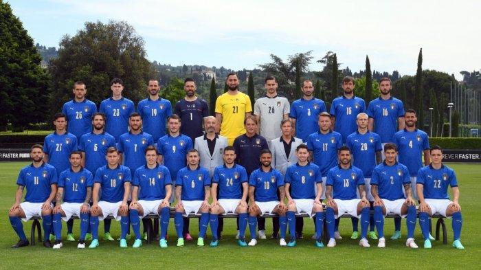 Daftar Lengkap 26 Pemain pada 24 Timnas Peserta Euro 2020, Hanya Spanyol yang Ngotot Bawa 24 Pemain